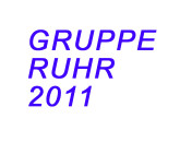 Gruppe Ruhr 2011